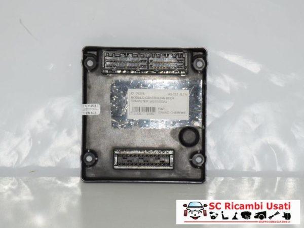 MODULO CENTRALINA BODY COMPUTER JEEP CHEROKEE 56010055AJ