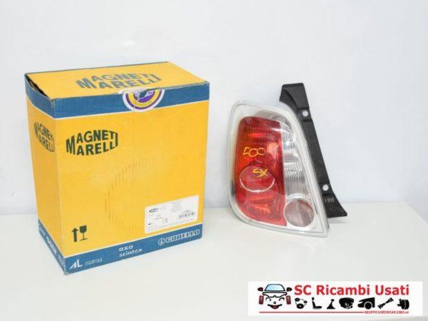 FANALE STOP POSTERIORE SINISTRO SX FIAT 500 2009 51787494