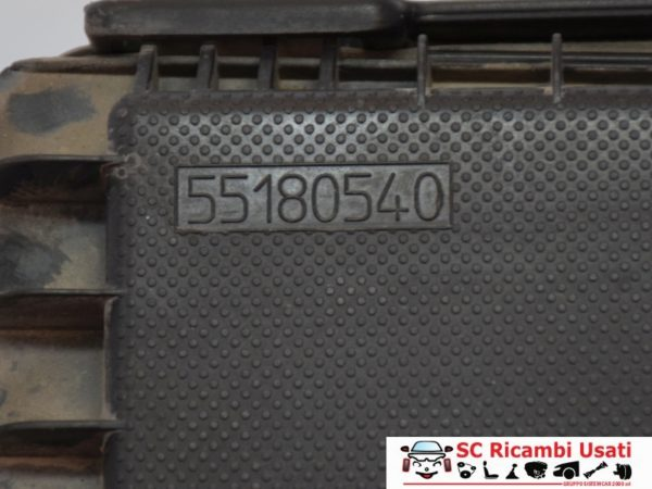 SCATOLA FILTRO ARIA FIAT PANDA 1.3 MJT 70CV 2005 55180540 51781494