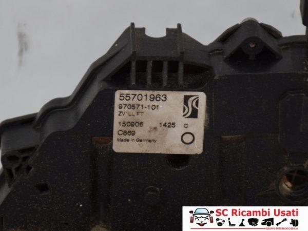 SERRATURA ANTERIORE SINISTRA SX FIAT GRANDE PUNTO 55701963
