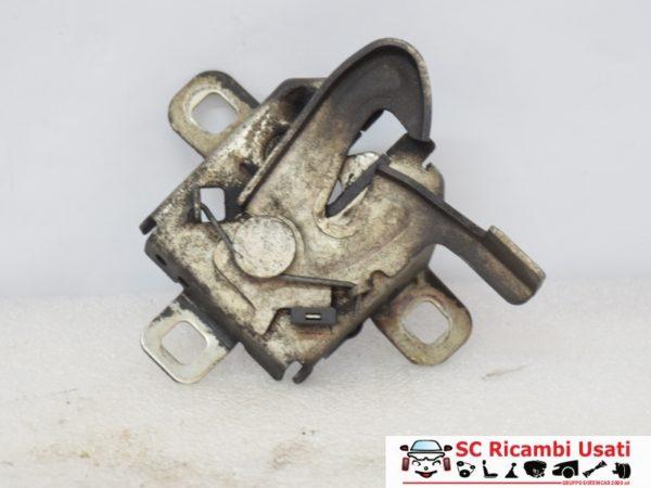 SERRATURA COFANO ANTERIORE FIAT PANDA 2005 51783738 51899012 51780514
