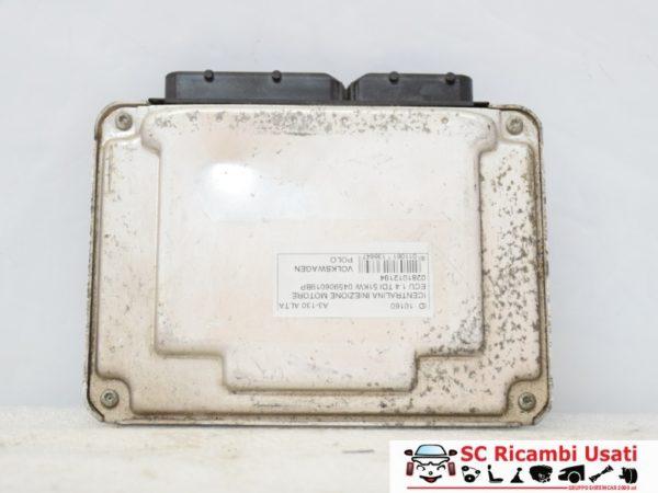 CENTRALINA INIEZIONE 1.4 TDI 70CV VW POLO 2007 045906019BP 0281012194