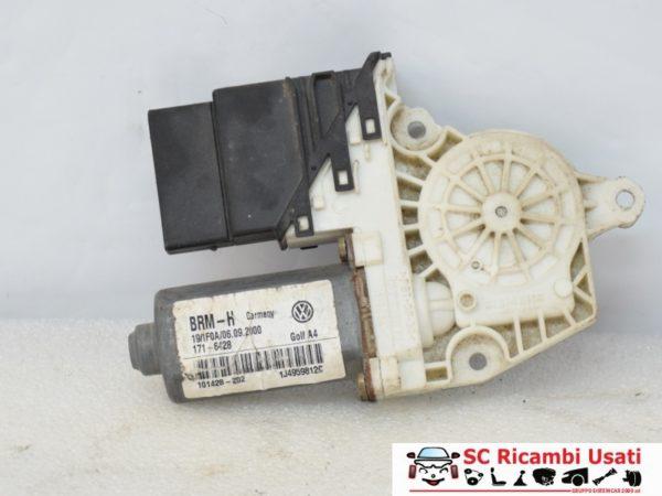 MOTORINO ALZAVETRO POSTERIORE DESTRO DX VW GOLF 4 1J4959812C