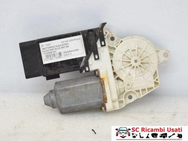 MOTORINO ALZAVETRO ANTERIORE DESTRO DX VW GOLF 4 1K0959702