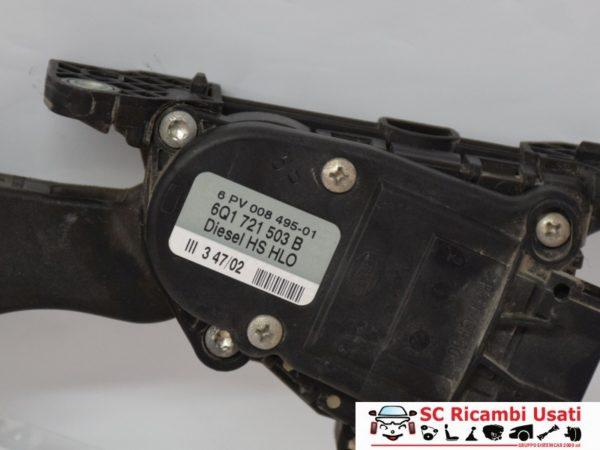 PEDALE ACCELERATORE 1.9 TDI 150CV VW GOLF 4 6Q1721503B