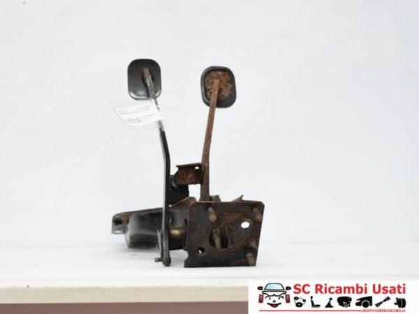 PEDALIERA FRENO E FRIZIONE AUTOBIANCHI A112