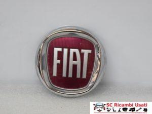 FREGIO EMBLEMA STEMMA FIAT NEW PANDA 735565897