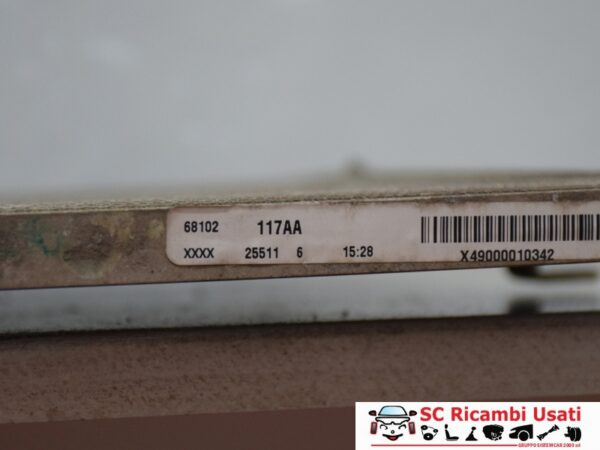 RADIATORE CLIMA 2.0 MJT 103KW FIAT FREEMONT 2014 55111185AB
