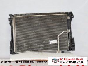 KIT RADIATORI A/C E ACQUA W204 CLASSE C220 2010 A2045000154