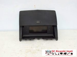 DISPLAY LCD E SUPPORTO MERCEDES CLASSE C W204 A2046800031 A2048203197