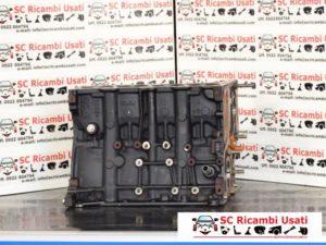 BLOCCO MOTORE 2.0 90 KW BMW SERIE 1 118D E87 204D4