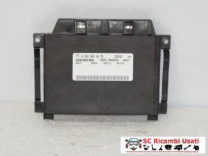 CENTRALINA CLIMA AUTOMATICO MERCEDES CLASSE E W211 A0325453432