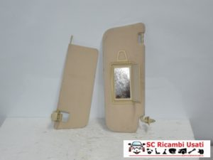 ALETTA PARASOLE DESTRA DX MERCEDES CLASSE E W211