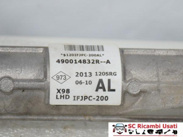 SCATOLA STERZO 1.5 55KW RENAULT CLIO 4 2013 490014832R