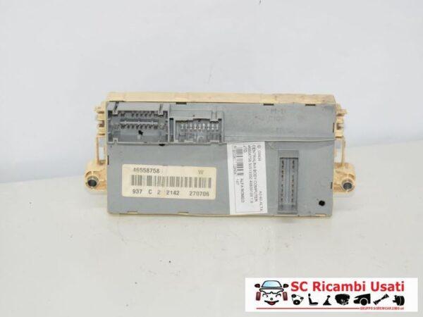 CENTRALINA BODY COMPUTER ALFA ROMEO 147 1.9 JTD 46558758 50513350