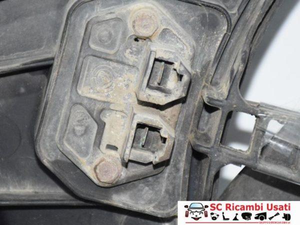 ELETTROVENTOLA 1.3 MJT 51KW FIAT IDEA 2006 51760613 51738689