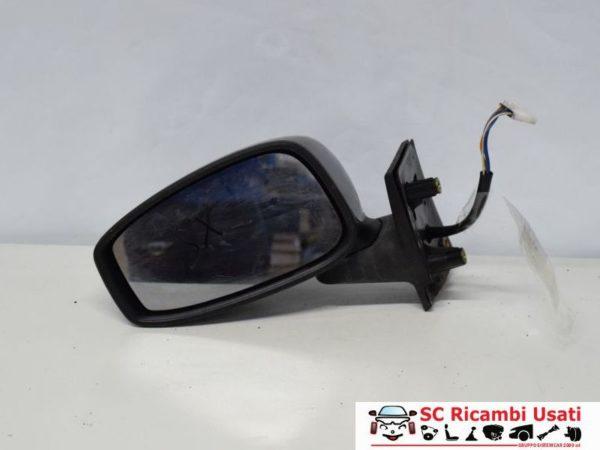 SPECCHIO RETROVISORE SINISTRO SX FIAT IDEA 2006 735393403
