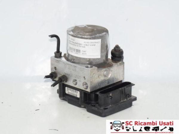 CENTRALINA POMPA ABS 1.3 MJT FIAT IDEA 0265231672 51761005