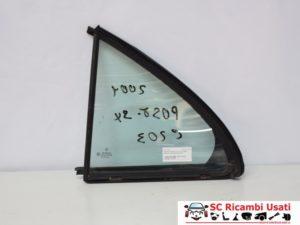 VETRO FISSO POSTERIORE SX MERCEDES CLASSE C W203 A2037300200