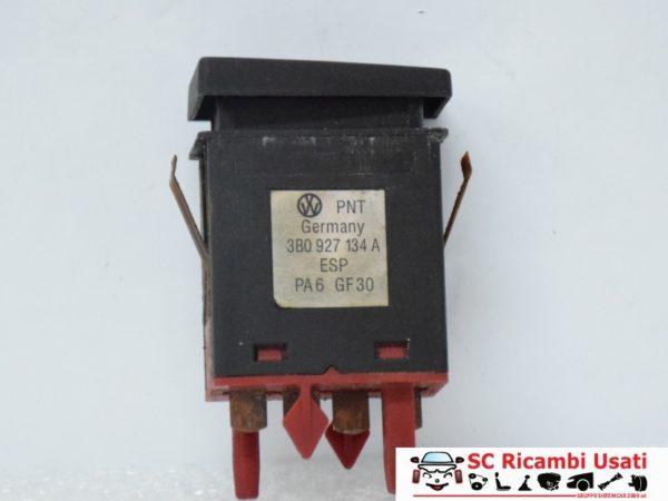 INTERRUTTORE COMANDO ESP VOLKSWAGEN PASSAT 1.9 TDI 3B0927134A