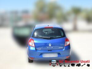 PARAURTI POSTERIORE RENAULT CLIO 3 2010 850108161R
