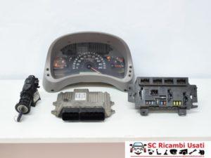 KIT ACCENSIONE 1.3 MJT 51KW FIAT PANDA 2005 51775008 51783783 46845361