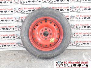 RUOTINO DI SCORTA 135/80/R13 FIAT GRANDE PUNTO