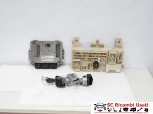 KIT ACCENSIONE 1.6 TDCI 110CV FORD C MAX 2005 4M5112A650ND 0281011263