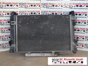 RADIATORE ACQUA E CLIMA 1.8 CDI MERCEDES CLASSE A A1695002693