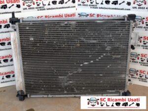 RADIATORE ACQUA E CLIMA FIAT 500 1.3 MJT 2008 51835026 52044997