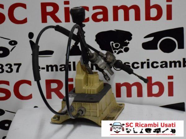 LEVA CAMBIO CON CAVI INNESTO MARCE FIAT BRAVO 553499500 55209190