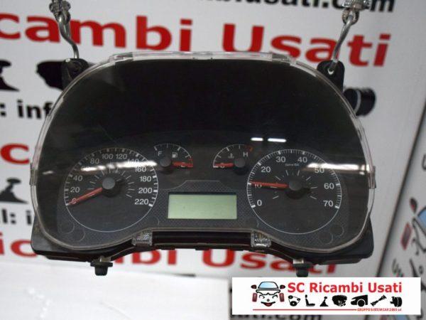 QUADRO STRUMENTI 1.3 MJT FIAT GRANDE PUNTO 2006 51716455