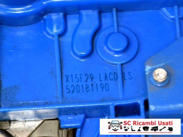 SERRATURA PORTA ANTERIORE SINISTRA SX FIAT 500L 52018119
