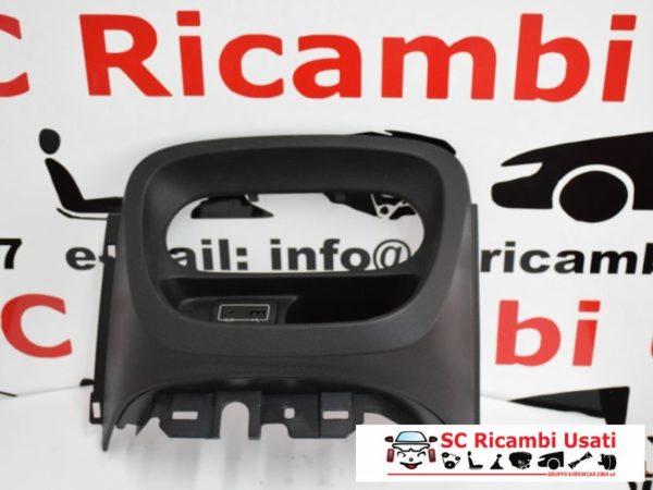 RIVESTIMENTO CRUSCOTTO CON PORTA USB AUX FIAT 500L 735567974 51892477
