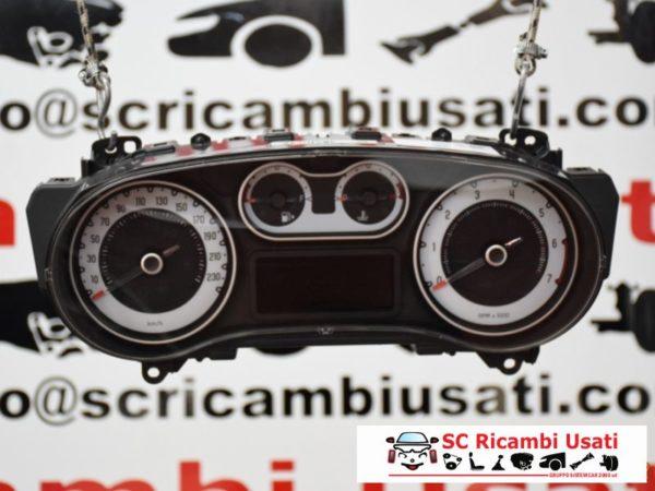 QUADRO STRUMENTI 1.4 BENZINA FIAT 500L 2015 51975135 52003372