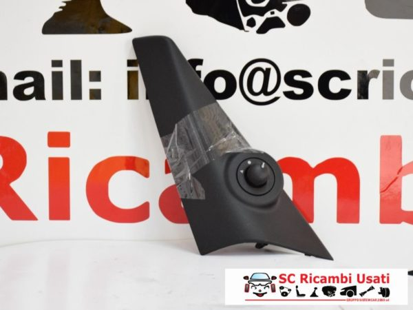 COMANDO REGOLAZIONE SPECCHI RETROVISORI FIAT 500L 735522762