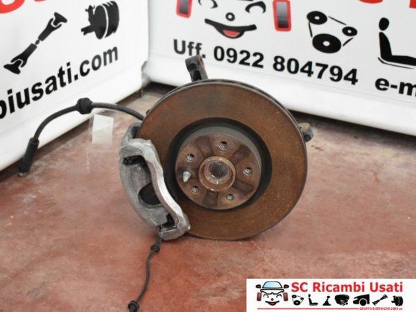 MONTANTE RUOTA ANTERIORE SX 1.4 BENZINA FIAT 500L 51885737