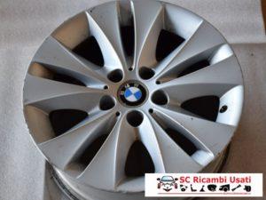 CERCHIO IN LEGA R17 BMW SERIE 5 2008 6758775