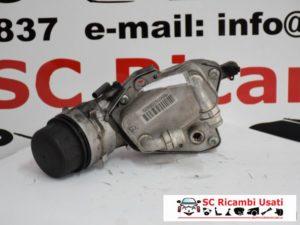 SUPPORTO FILTRO OLIO 1.6 JTD FIAT BRAVO 2008 55273042