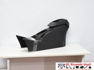 TUNNEL MOBILETTO CONSOLLE CENTRALE FIAT BRAVO 2008 735511560