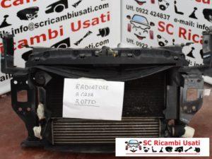 RADIATORE A/C CON INTERCOOLER 1.6 JTD FIAT BRAVO 882300200 88260002