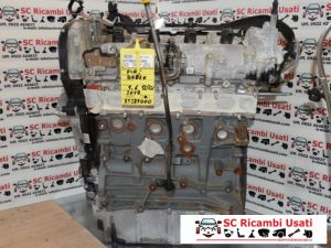 MOTORE 1.6 MJT FIAT PROFESSIONAL DOBLO 2017 55280444