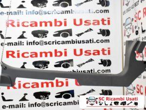 RIVESTIMENTO BATTITACCO SINISTRO SX FIAT 500 735426816