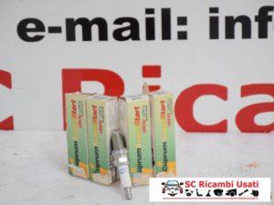 KIT CANDELE ACCENZIONE FIAT PUNTO 2003 46531919