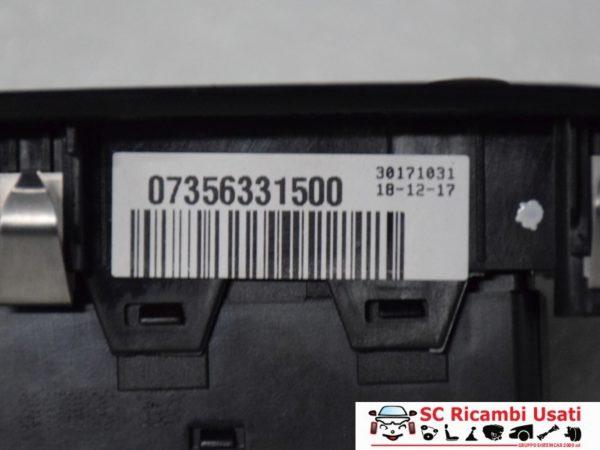 PULSANTIERA ALZAVETRO ANTERIORE SINISTRA FIAT 500x 735633150 735605687