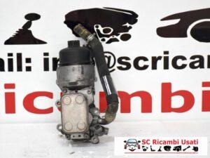 SUPPORTO FILTRO E RADIATORE OLIO FORD KUGA 1886418 9M5Q-6L625-AB