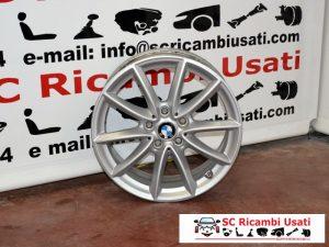 CERCHIO IN LEGA R17 BMW X1 F48 2015 6856061