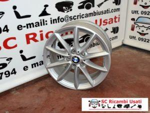 CERCHIO IN LEGA R17 BMW X1 F48 6856061