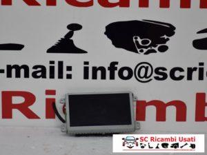 DISPLAY LCD NAVIGATORE AUDI A6 2006 4F0919603B