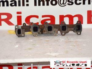 COLLETTORE DI SCARICO 1.3 MJT FIAT IDEA 2007 73501340